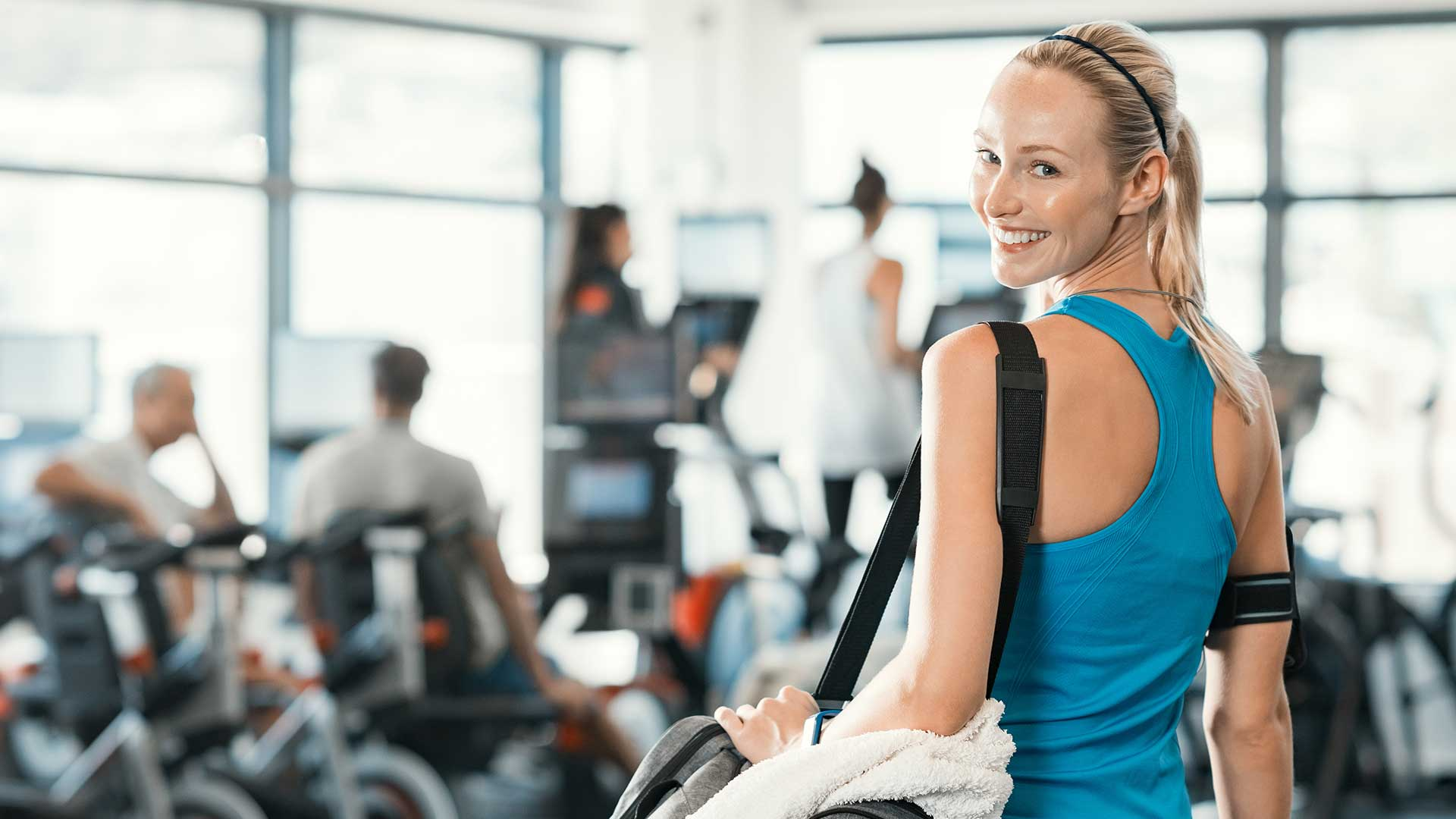 Gym to Reopen Monday 12th April